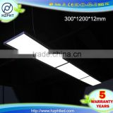 Hot Selling! 3 Years Warranty Led Panel ceiling whole light DLC listed, 3d led wall panel