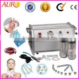 portable home use diamond microdermabrasion peel machine facial care peeling machine au-8304a