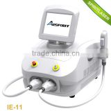 IE-11 Spiritlaser High Energy Ipl Shr Hair Varicose Veins Treatment Removal Machine Nd Yag Long Pulse Laser 800mj