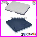 F076 Flotation Gel Cushion Pain Back Relief Dual-Protection Cover Firm Foam Decubitus Ulcer Cushion