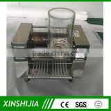 Mini commercial automatic spring roll skin machine multi-layer cheese cake making machine