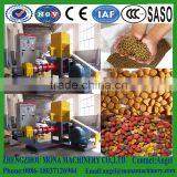 Wet type and dry type floating fish feed mill plant/shrimp feed machinery