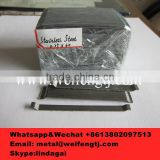 ac inverter chopped steel wool for brake pads/steel fiber or system sandwich bread toast plate