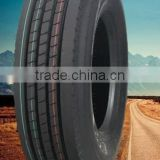 jinan TIME brand tyres, factory bus and truck tire, all steel radial 11r/24.5 truck tires