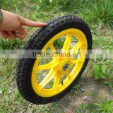 16 inch pneumatic bicycle wheel 16X2.125