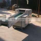 glass fiber cutting machine/automatic textile cutting machine/used waste textile recycling machine