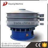 Refractory material rotary vibration screen/seaprator