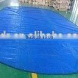Hot Sale PVC Coated Fabric for Pool Cover, pvc materials swimming pool cover