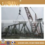 BISINI Installation for Urban Residential Area Steel Structure Landscape Garage Bridge(BF08-Y10052)