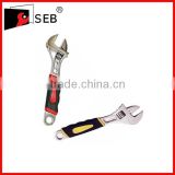 Standarded Forged Adjustable Wrench