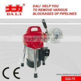 Electric water tank cleaning equipment