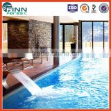 Cheap New Design Indoor or Outdoor Mini Swimming Pool Water Blade Waterfall for SPA Pool