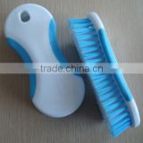 Hot Selling Plastic Flat handle cleaning scrub brush
