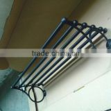 Charming towel racks with forging