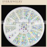 3d nail art decoration crystal nail decoration nail art crystal stone