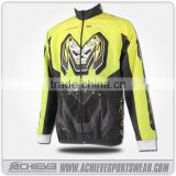 2015 China top quatity sublimation quick dry customized polyester specialized team club bicycle clothing cycling jersey