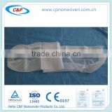 disposable fitted mattress bed sheet for massage or hospital