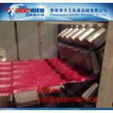 Replace concrete tile-Glazed Tile Roof Roll Forming Machine for Customized Plastic Colorful roof tile