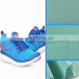 100% polyester spacer mesh fabric for shoes and popular shoes use air spacer mesh fabric