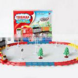 Lovely battery operated toy orbit train YX0203808
