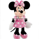 Minnie Mouse Plush - Pink Dress toy