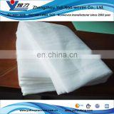 fine fiber down-like polyfill clothing material polyester batting