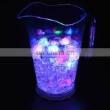 Classical low price Standard durable led plastic pitcher