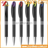 Promo plastic ball pens with printed logo for promotional