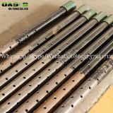 Perforated holes pipe metal k55 j55 Steel based screen pipe oil well casing