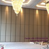 Customized Manufacturer Acrylic Partition Wall Exterior Panel Price of Folding for Exhibition Center