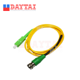 Patch Cord Type Passive 1 Way FTTH Optical Receiver Node for CATV Digital TV