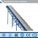 Competitive price rubber belt conveyor  made in China