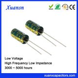 Low Voltage Capacitor 220UF10V for Fast Charger