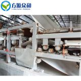 Filter Press Machine for Paper Pulp Dewatering and Washing