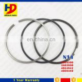 Excavator Parts N14 Piston Ring OEM No 3804500 3803990 4024942 4089489