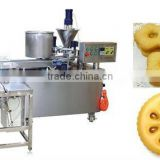 Sandwiched-printed Biscuit Making Machine|cracker making machine|biscuit processing machine