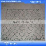 Hot Sale!! Galvanized Stone Cage Gabion Box, Carved Stone Boxes, Hot Dipped Galvaized Gabion Box