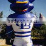 Huge lovely inflatable mascot for sell