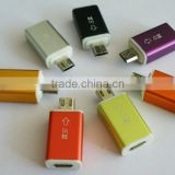 HDMI to micro USB Adapter for SAMSUNG GALAXY S3/i9300/ Note 2 /HTC android phones