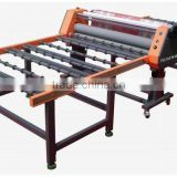 pvc laminated mdf board lamination machine
