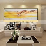 Heavy Texture wall art & picture frame European style Abstract Oil Painting