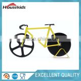 Bicycle Pizza Cutter Wheels, Kitchen & Dinning Stainless Steel Tool Wheels Cutter