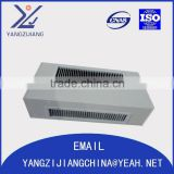 system high efficiency high wall mounted horizontal fan coil unit for central air conditioner