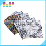 enchanted forest coloring books printing