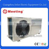 Stainless Steel Air Source Heat Pump Household Heating and Cooling