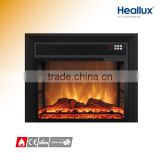 Electric fireplace heater/LED Light/Fressstanding or insert style