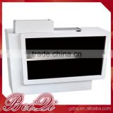 Beiqi 2016 New Design Reception Desk Beauty Salon Equipment Check Out Counter Cashier for Sale in Guangzhou
