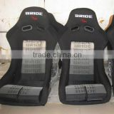 AK BRIDE VIOS III FRP Carbon Fabric Bucket Racing seat-ODM&OEM Black
