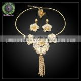 hot selling fashion jewelry wholesale gold jewelry african jewelry set wedding jewellery set