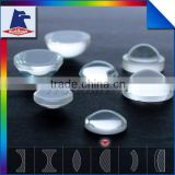 Round Shape Optical LED Focusing Lens
